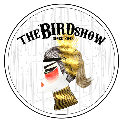 The Bird Show, since 2048 - Florent Burgevin, Émilie Girault